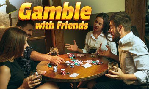 友達とギャンブルするための安い方法を持つ方法